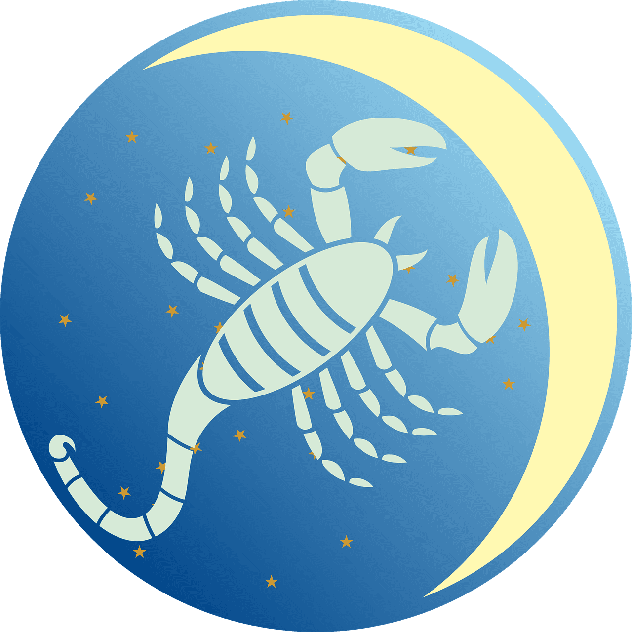 A depiction of the Scorpio star sign | Photo: Pixabay