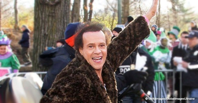 Here's what Richard Simmons publicly said about speculations of him being transgender