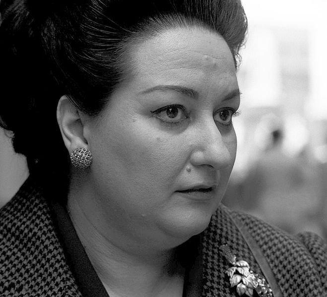 Montserrat Caballé   Foto: Wikipedia