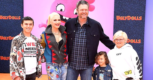Gwen Stefani's Fiancé Blake Shelton Admits He Can't Imagine Life without Her Kids