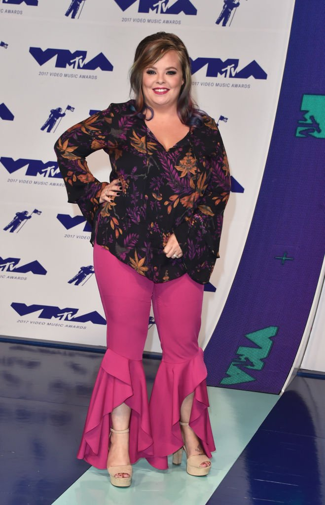 Catelynn Lowell attends the 2017 MTV Video Music Awards at The Forum on August 27, 2017 | Photo: Getty Images