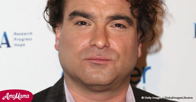 Johnny Galecki made a frank confession regarding his return to 'Roseanne'