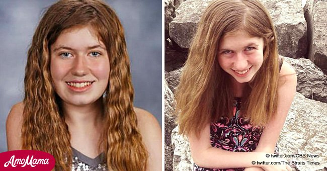 Wisconsin woman details the dramatic moment she found missing Jayme Closs