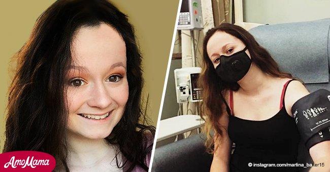 Chica desesperada de 15 años con rara enfermedad podría morir por un fuerte olor