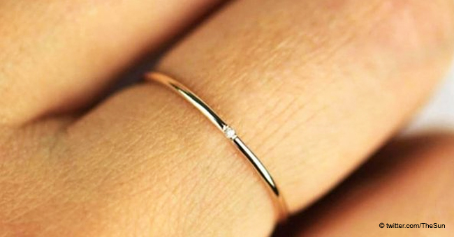 Bride-to-Be Mocked for a Minimalist $132 Wedding Ring