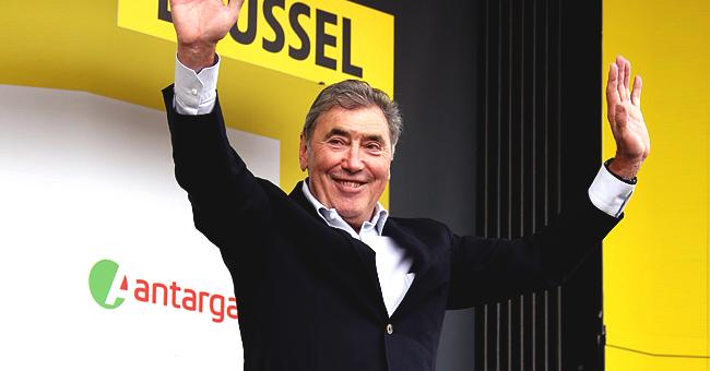 La légende du cyclisme Eddy Merckx, 74 ans, hospitalisé après une chute à vélo en Belgique