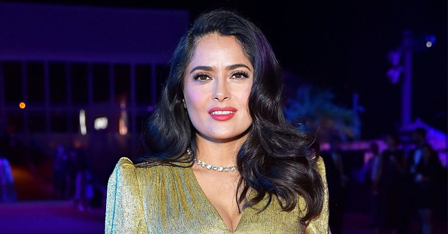 Salma Hayek Reveals She Had to Keep Involvement with Meghan Markle and Vogue a Secret from Her Husband Francois-Henri Pinault