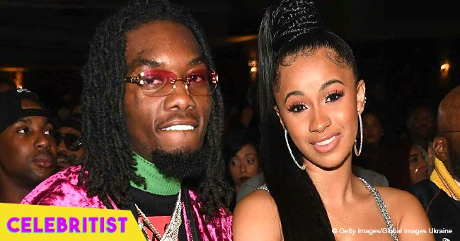 Cardi B and Offset announce birth of their first baby