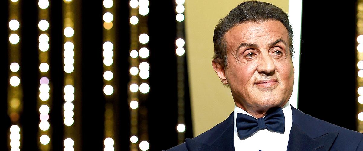 """Sylvester Stallone sur """"Sept à Huit"""" a dévoilé la cause de son visage si particulier"""