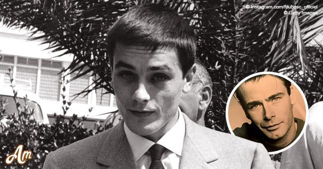 Franck Dubosc étonne les fans avec une photo de lui plus jeune ressemblant à Alain Delon