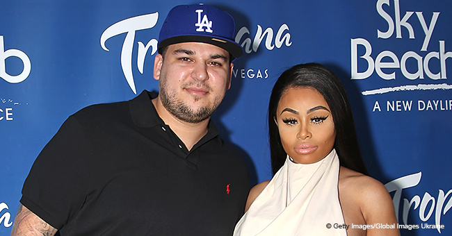 Rob Kardashian No Longer Has to Pay Child Support to Blac Chyna after Reaching Agreement