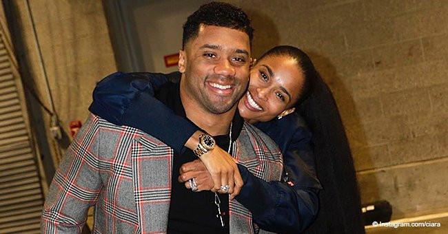 Ciara's husband Russell Wilson lists the reasons why she is his greatest love in the sweetest way