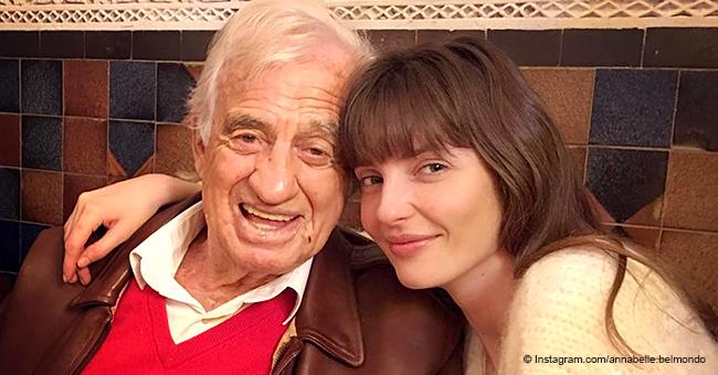 Jean-Paul Belmondo fête ses 86 ans : sa petite-fille Annabelle dévoile des photos rares