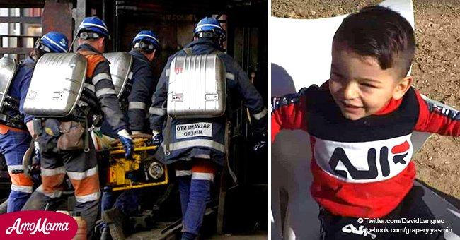 Julen, l'enfant est tombé dans un puits en Espagne : les sauveteurs doivent creuser le tunnel à la main