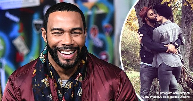 'Honored to walk by your side,' Omari Hardwick's wife pays tribute to the actor on his 45th birthday