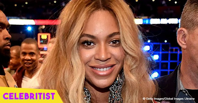 Beyoncé's half sister steals hearts posing in white T-shirt & denim mini-shorts in recent photo