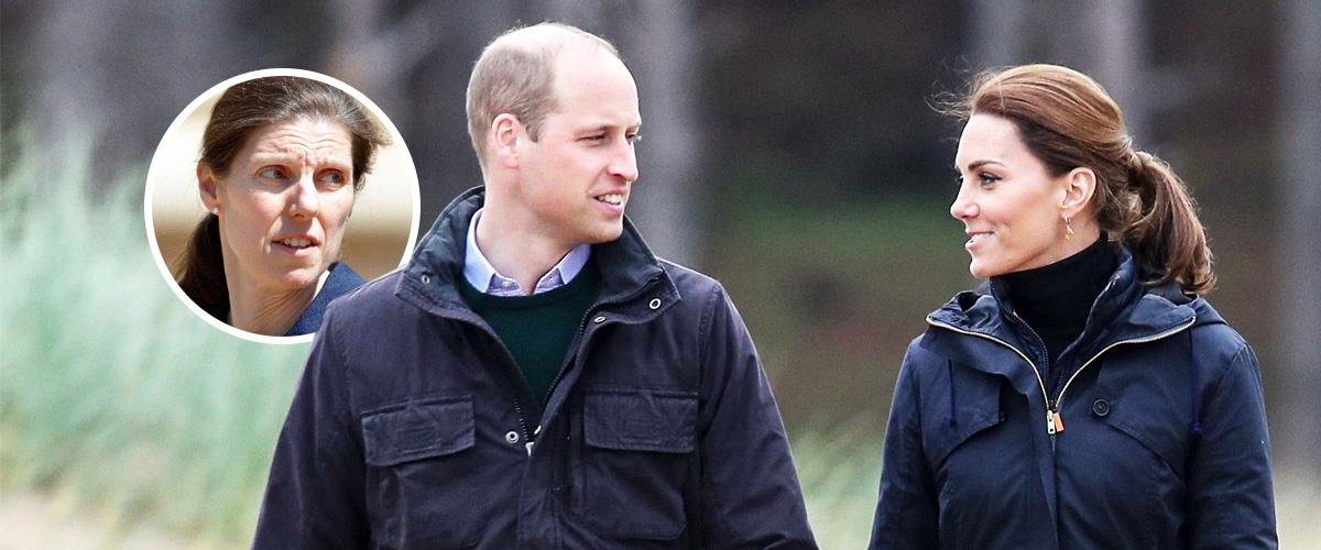 Kate et William : ce que l'on sait sur leur nounou