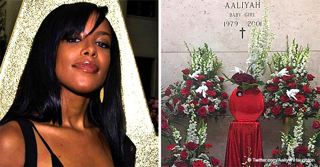 Aaliyah's family and fans honor the singer's memory on what would have been her 40th birthday