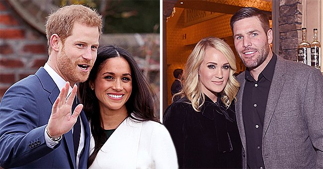 Meghan Markle, Meghan Trainor & Other Celebrities Who Met Their Partners on Blind Dates
