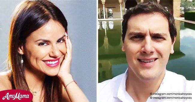 """Mónica Hoyos hace incendiaria declaración diciendo que quiere """"quedar embarazada de Albert Rivera"""""""