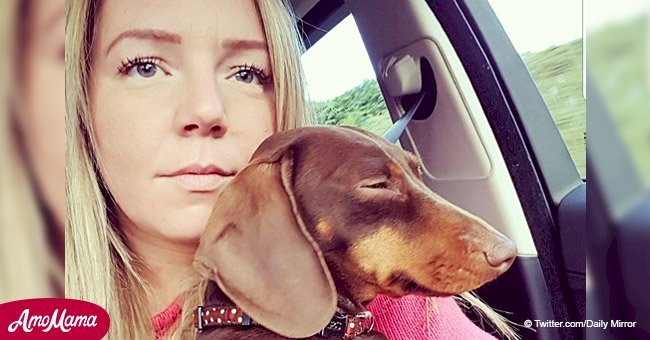 Woman shares how popular Christmas meal almost killed her beloved dog