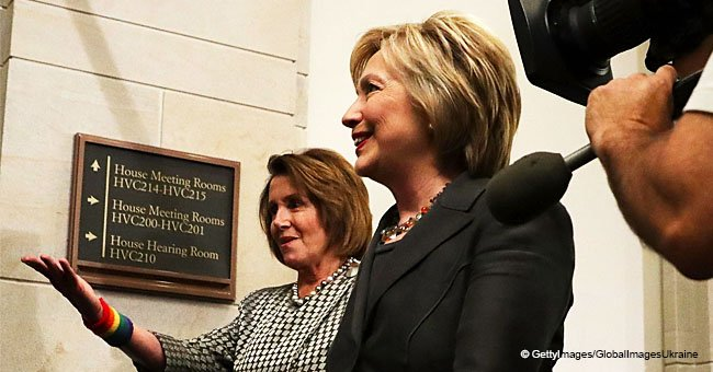 'It takes a woman to get the job done': Hillary Clinton says about Speaker Nancy Pelosi
