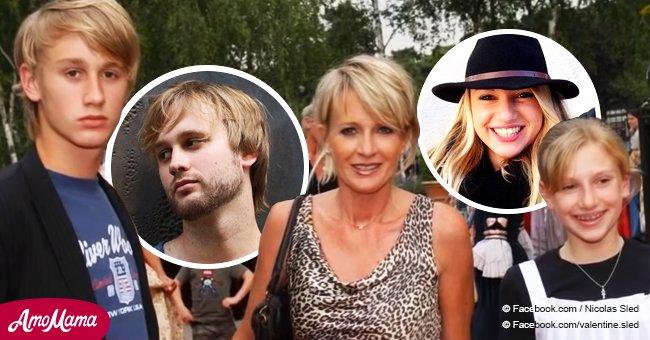 Sophie Davant: que sont devenus ses enfants Nicolas et Valentine, qui sont déjà adultes