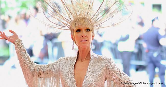 Céline Dion Resembles a Mindblowing Firebird in Her Met Gala Outfit