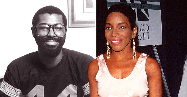Stephanie Mills of 'The Wiz' & Late Teddy Pendergrass Perform during NYC Concert in a Throwback Photo