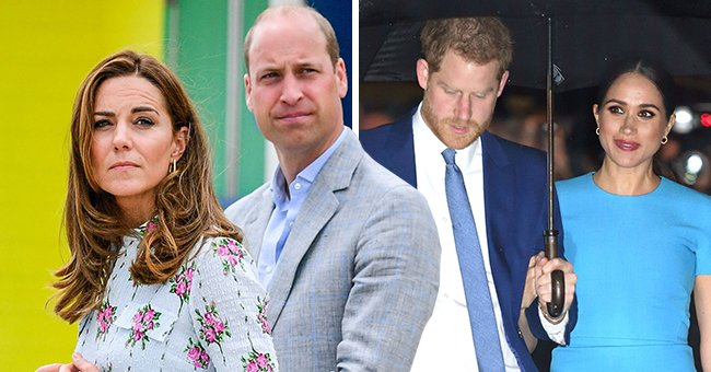Prince William 'Threw Harry Out' after 'Fierce and Bitter' Showdown over Meghan's Bullying Claims