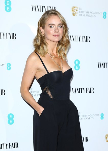 Cressida Bonas, Vanity Fair EE Rising Star Party, London, 2019 | Quelle: Getty Images