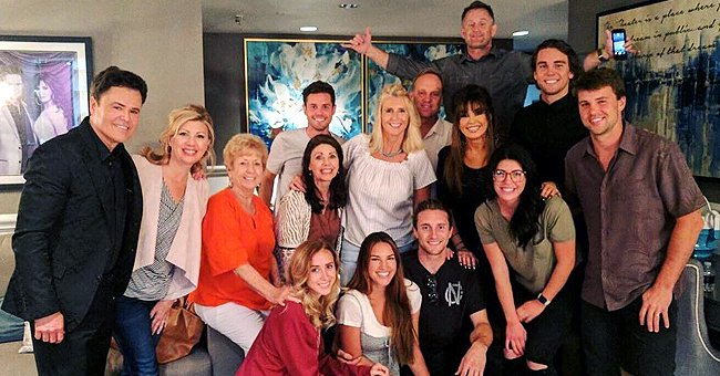 Clint Eastwood, Donny Osmond and Other Celebs with the Biggest Families in Hollywood