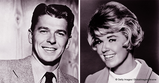 Doris Day Had a Love Affair with Ronald Reagan Before Her Third Marriage