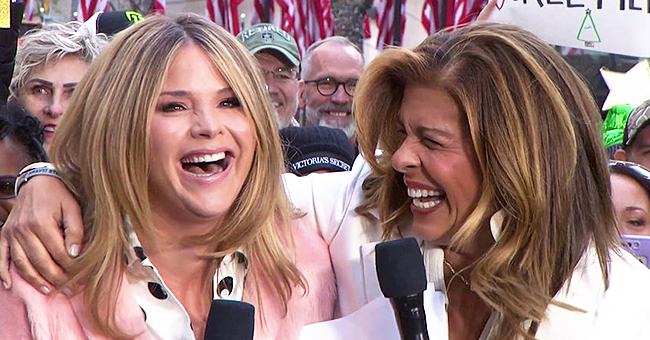 Jenna Bush Hager Is Officially Back on 'Today' Show 3 Months after Welcoming Her 3rd Child