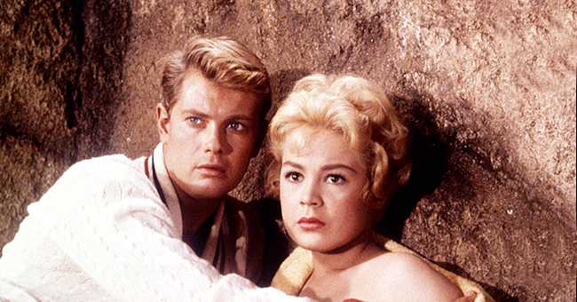 Story of Troy Donahue Meeting His Teen Son for the First Time