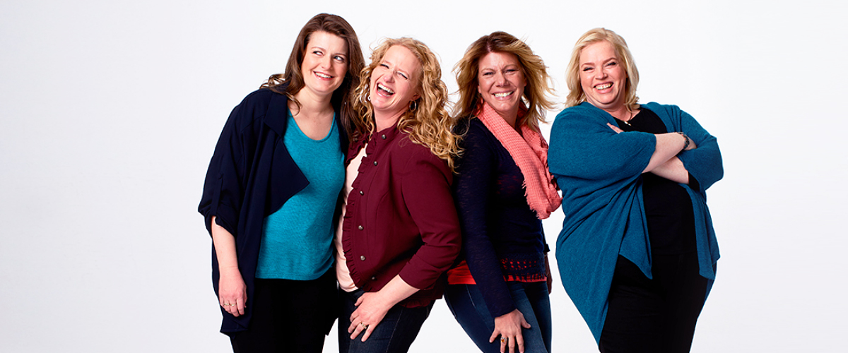Meet 'Sister Wives' Janelle Brown's Six Children