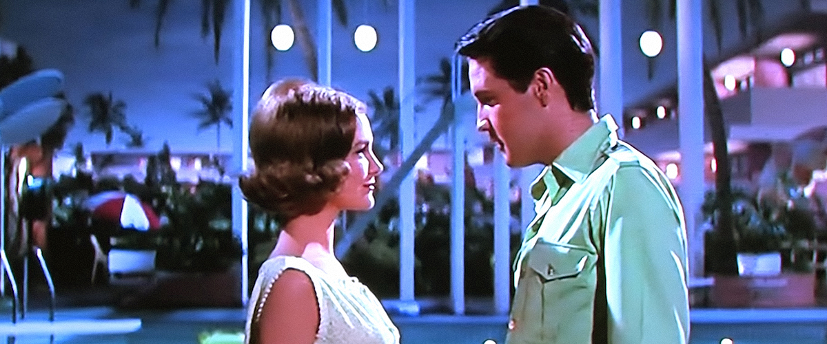 Shelley Fabares Describes Working with the King of Rock Elvis Presley