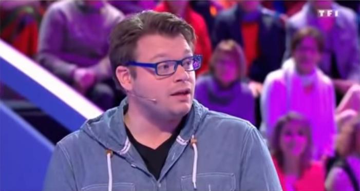 Benoît répond à une question de Jean-Luc Reichmann lors d'un numéro des 12 coups de midi. | Youtube/Nouvelles Générales