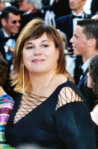 Michèle Bernier au festival de Cannes   WikimediaCommons