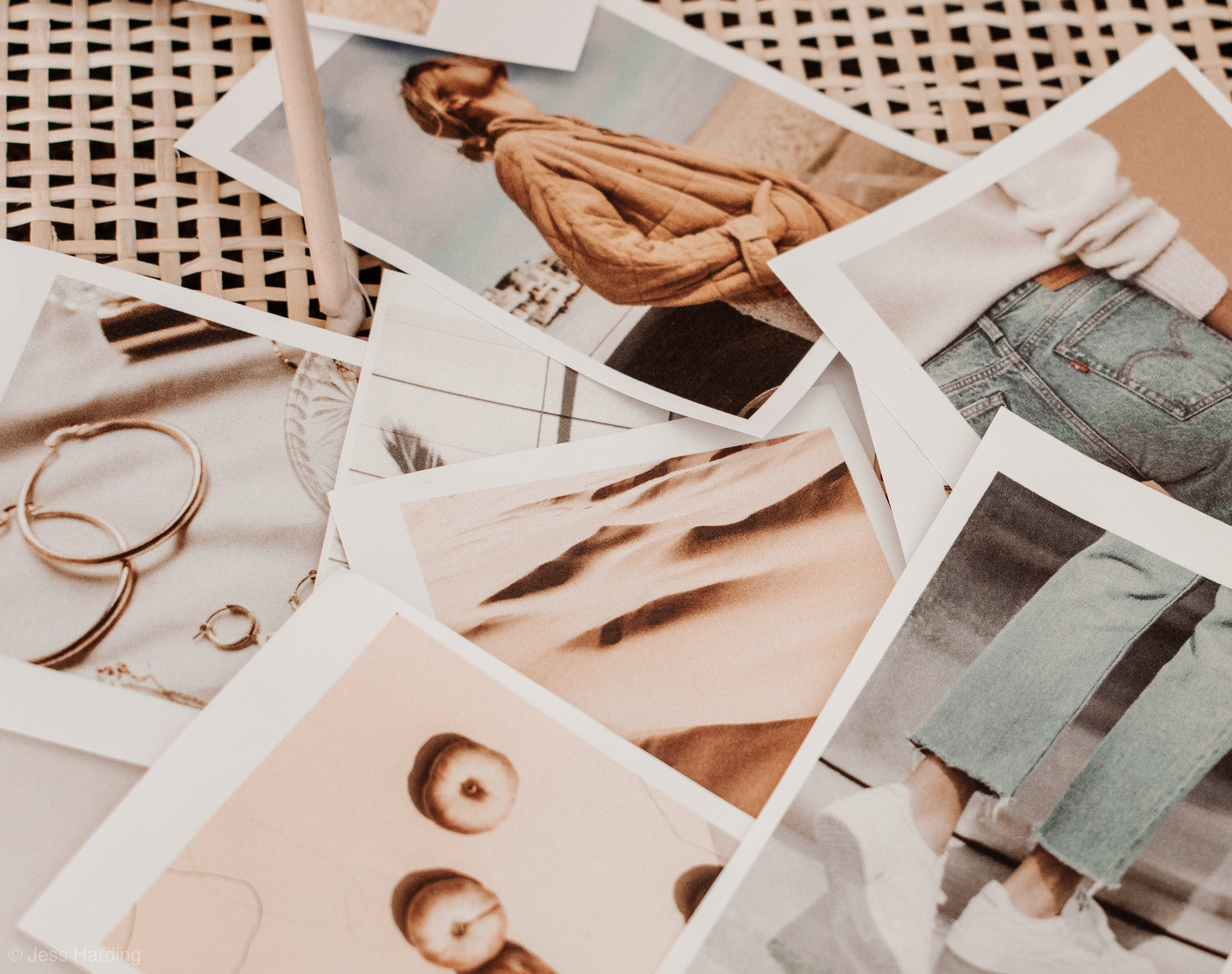 I kept some pictures of my late mother in my nightstand. | Source: Unsplash