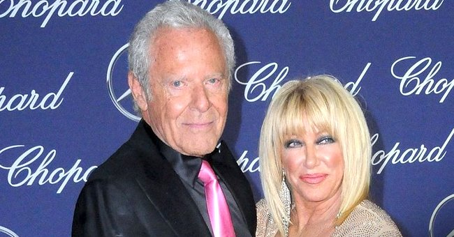 Suzanne Somers, 74, Shares Her Excitement over Thriving Intimate Relationship with Husband Alan