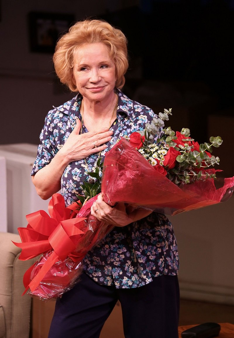 Debra Jo Rupp on October 29, 2013 in New York City | Photo: Getty Images