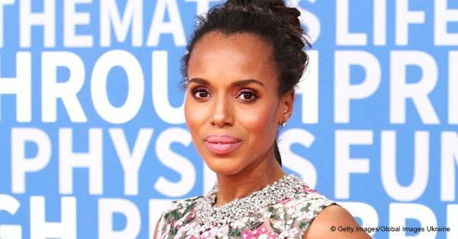 Kerry Washington makes a rare public appearance with her parents proving she looks like her mom