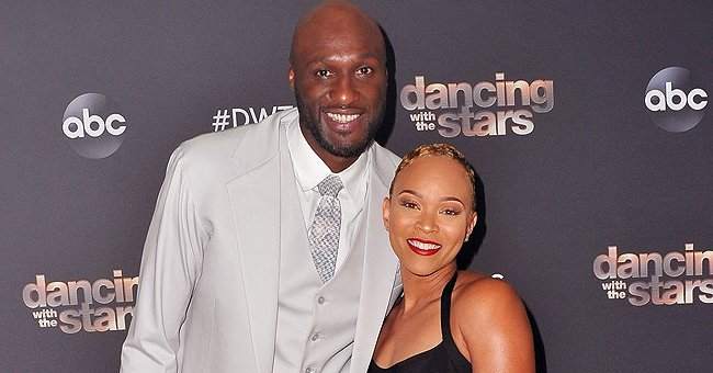 Lamar Odom's Fiancée Sabrina Parr Shows off Her Weight Loss Progress in a Set of Photos