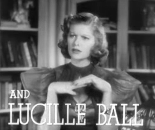 Lucille Ball.  | Source: Wikimedia Commons
