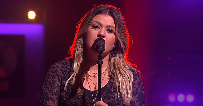 Watch Kelly Clarkson's Creative Rendition to Kylie Minogue's Hit 'Can't Get You Out of My Head'