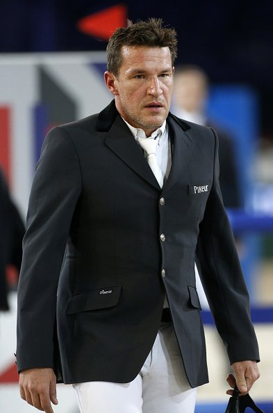 Benjamin Castaldi  à Villepinte / Photo : GettyImage
