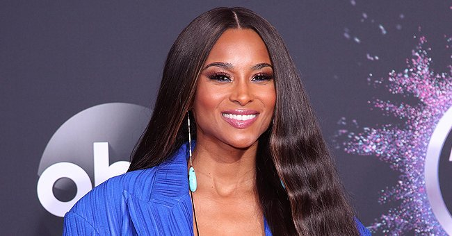 See Adorable Reactions of Ciara's Kids Sienna and Future Jr after Playing with 'Sesame Street' Muppets in a TV Studio