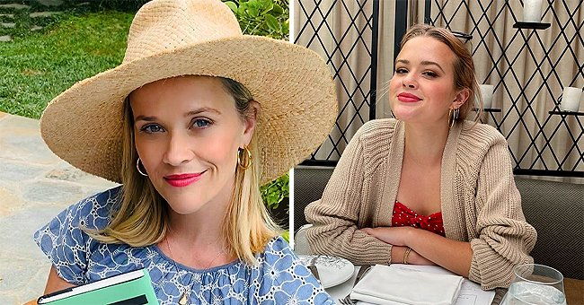 Reese Witherspoon Shares a Rare Photo of Her Daughter Ava Phillippe — Do They Look like Twins?