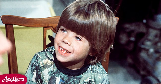 """A young Adam Rich on """"Eight is Enough"""" 